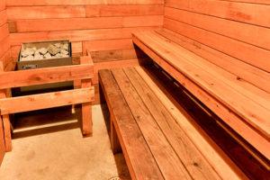 Circle-H-Ranch - Sauna