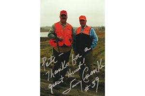 Peter Hegg & Larry Csonka