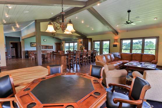 Circle H Ranch - Interior Main Lodge 4