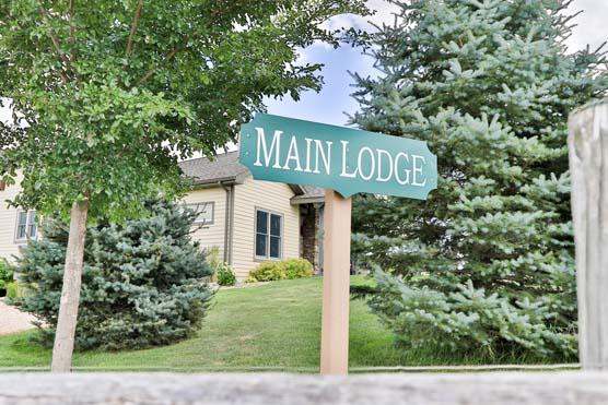 Circle H Ranch - Main Lodge