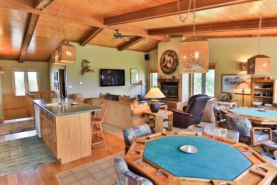 Circle H Ranch - Sorensen Cottage Interior 4