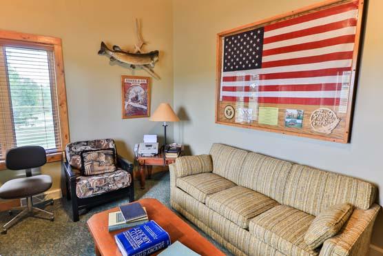 Circle H Ranch - Sorensen Cottage Interior 5